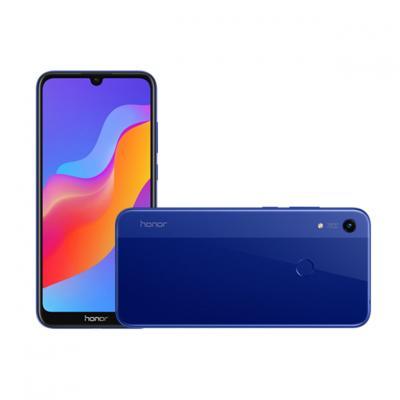 Telefono movil smartphone honor 8a 2020 6.09pulgadas black -  hd+ -  64gb -  3gb -  13mp -  8mp - octa core -  dual sim -   huel