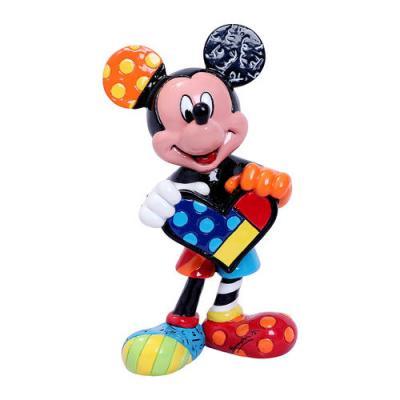 Figura mini disney mickey mouse estilo britto - Imagen 1