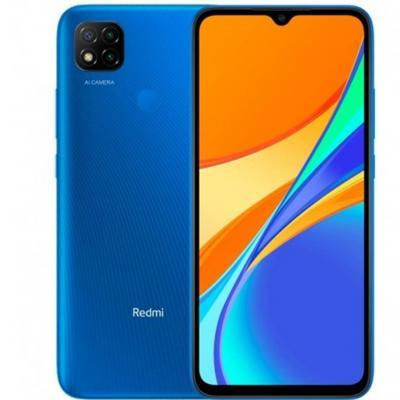 Telefono movil smartphone xiaomi redmi 9c azul crepusculo 6.53pulgadas -  32gb rom -  2 gb  ram -  13+2+2mpx - 5mpx -  5000 mah