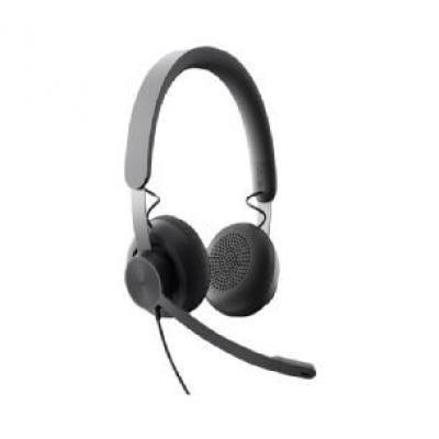 Auriculares con microfono logitech zone wired - Imagen 1