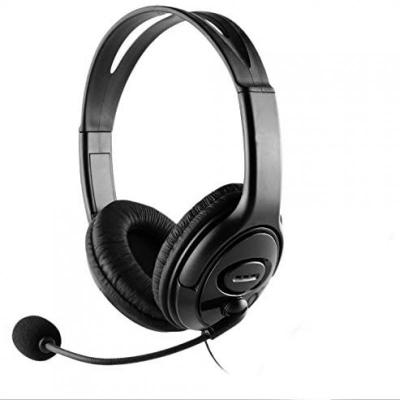 Auriculares con microfono coolbox coolchat usb - Imagen 1
