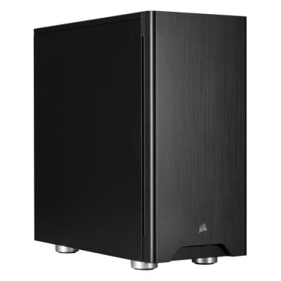 Caja ordenador atx corsair carbide 275q  usb 3.0 sin fuente - Imagen 1