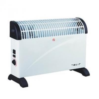 Termo convector con ventilador turbo nvr - 9546cvtt 3 potencias 750w - 1250w - 2000w - Imagen 1