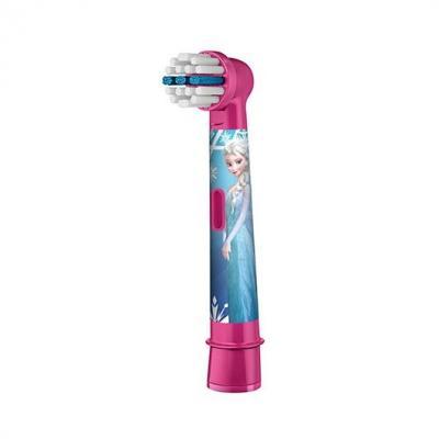 Recambio cepillo dental oral - b eb10 - 4 frozen 1 unidad - elimina placa - multicolor eb10 - 4f - Imagen 1