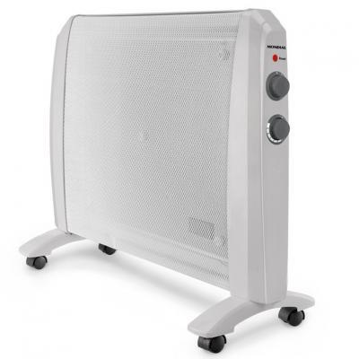 Radiador mica mondial a10 1500w heater - Imagen 1