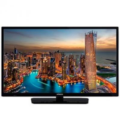 Tv hitachi 24pulgadas led hd -  24he2100 -  smart tv -  hdr10 -  wifi -  2 hdmi -  1 usb -  modo hotel -  a+ -  400 bpi -  tdt2