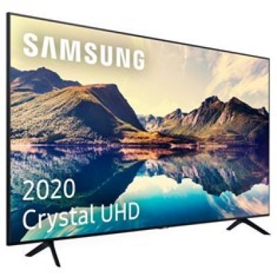 Tv samsung 55pulgadas led 4k uhd -  ue55tu7025 -  gama 2020 -  hdr10+ -  smart tv -  2 hdmi -  1 usb -  wifi -  tdt2 - Imagen 1