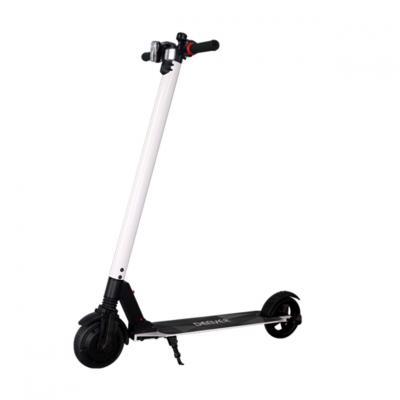 Scooter patinete electrico denver sel - 65220 - 300w - ruedas 6.5pulgadas -  20 km - h - autonomia 12km - blanco - Imagen 1