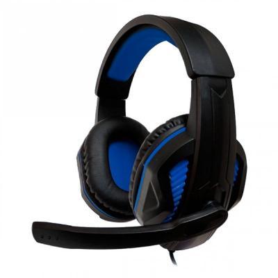 Auricular gaming nuwa para ps4 - xbox one negro -  azul - Imagen 1