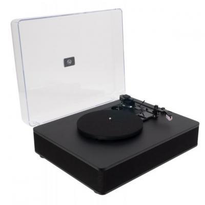 Giradiscos hi - fi fonestar vinyl - 25amp con reproductor - grabador usb - Imagen 1