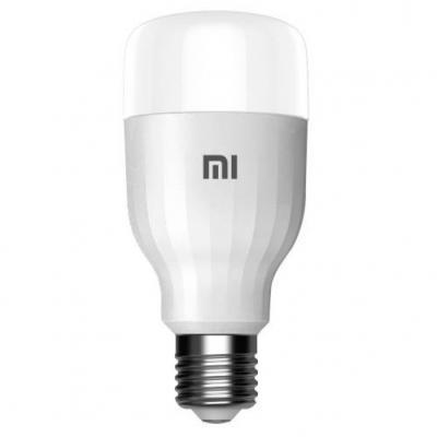 Bombilla inteligente xiaomi mi led smart bulb essential (white and color) 9w e27 - Imagen 1
