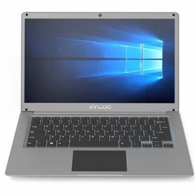 Portatil innjoo voom laptop  14.1pulgadas 4gb - 64gb - celeron n3350 -  wifi - bt - w10 - gris plata - Imagen 1