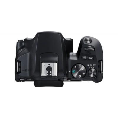 Canon EOS 250D + EF-S 18-55mm Juego de cámara SLR 24,1 MP CMOS 6000 x 4000 Pixeles Negro - Imagen 3