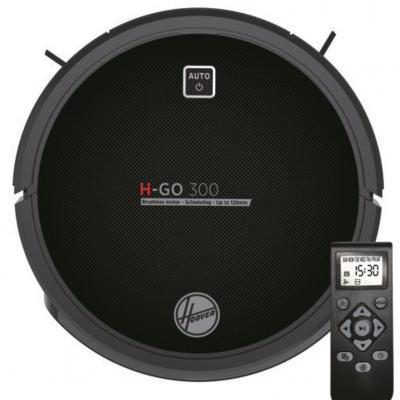 Robot aspirador hoover h - go 300 -  120 minitos -  5 programas - Imagen 1