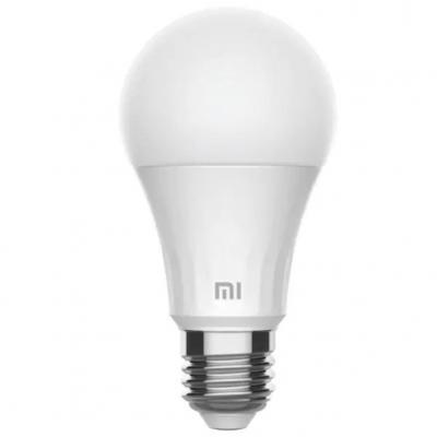 Bombilla inteligente xiaomi mi led smart bulb 8w e27 blanco calido - Imagen 1