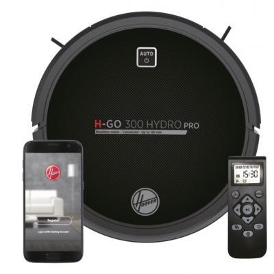 Robot aspirador hoover h - go 300 hidro pro hgo330hc -  wiffi -  bluetooth - Imagen 1