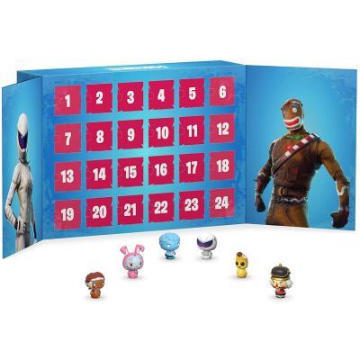 Calendario de adviento funko fortnite - Imagen 1