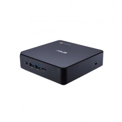 Mini ordenador asus chromebox3 - nc205u celeron 3865u 4gb - emmc32gb - wifi - bt - chrome os - Imagen 1