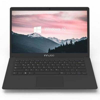 Portatil innjoo voom laptop max  14.1pulgadas 6gb - 64gb - celeron n3350 -  wifi - w10 - negro - Imagen 1