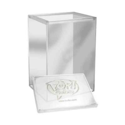 Caja protectora premium funko pop cloruro de polivinilo gran calidad 6520 - Imagen 1