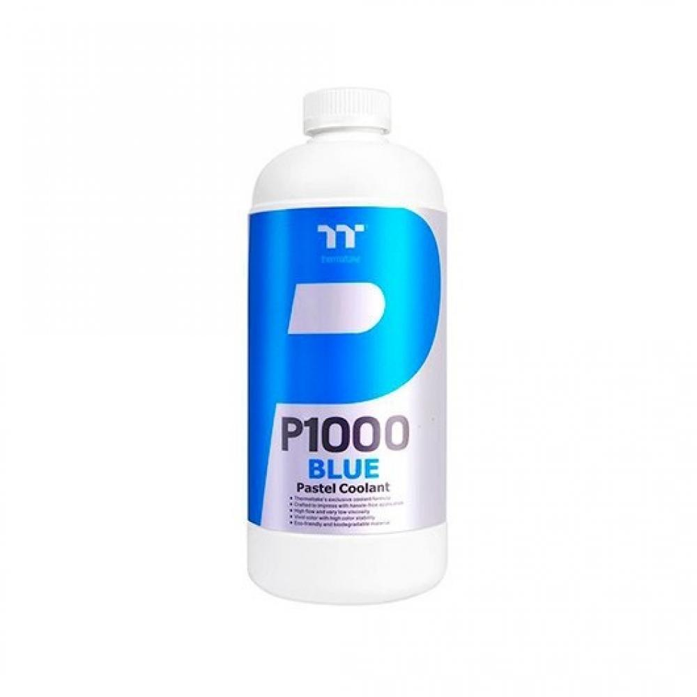 Liquido refrigeracion thermaltake p1000 azul 1 litro - azul - Imagen 1