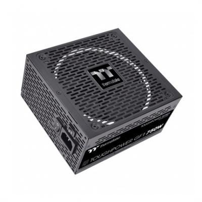 Fuente de alimentacion atx 750w thermaltake gf1 toughpower - 80+ gold - full modular - ventilador 140mm - Imagen 1
