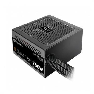 Fuente de alimentacion atx 750w thermaltake smart bx1 - 80 + bronze - non modular - ventilador 120mm - Imagen 1