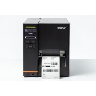 Impresora brother industrial tj4520tn etiqueta 4pulgadas - Imagen 1