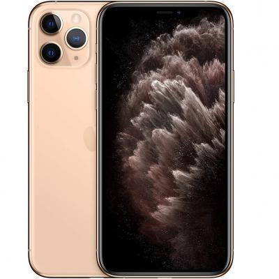 Telefono movil smartphone reware apple iphone 11 pro 256gb gold 5.8pulgadas  - reacondicionado - refurbish - grado a+ - Imagen 1