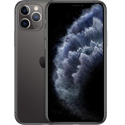 Telefono movil smartphone reware apple iphone 11 pro 256gb space grey 5.8pulgadas  - reacondicionado - refurbish - grado a+ - Im