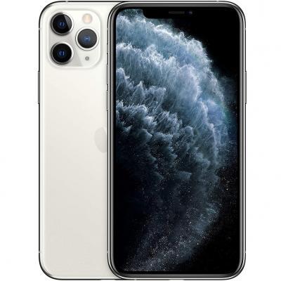 Telefono movil smartphone reware apple iphone 11 pro max 64gb silver 6.5pulgadas reaconcidionado -  refurbish -  grado a+ - Imag
