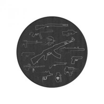 Alfombra suelo genesis tellur 300 para silla arsenal of gamer 100cm - Imagen 1