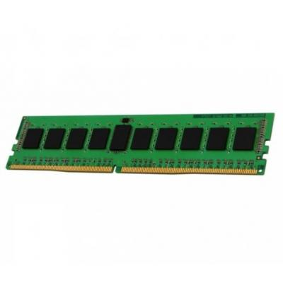 Memoria ddr4 16gb kingston - 2666 mhz - pc4 - 21300 - cl19 dimm - no ecc - Imagen 1