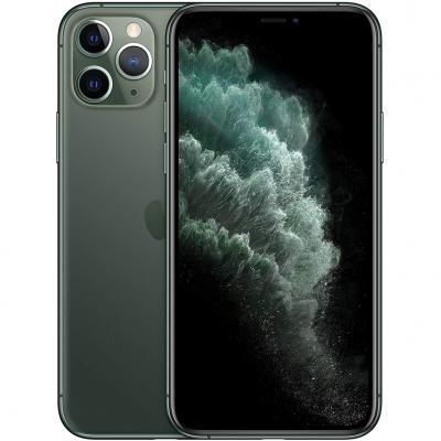 Telefono movil smartphone reware apple iphone 11 pro 256gb green  5.8pulgadas  - reacondicionado - refurbish - grado a+ - Imagen