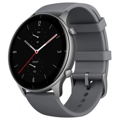 Pulsera reloj deportiva amazfit gtr 2e slate grey -  smartwatch 1.39pulgadas amoled -  bluetooth - Imagen 1