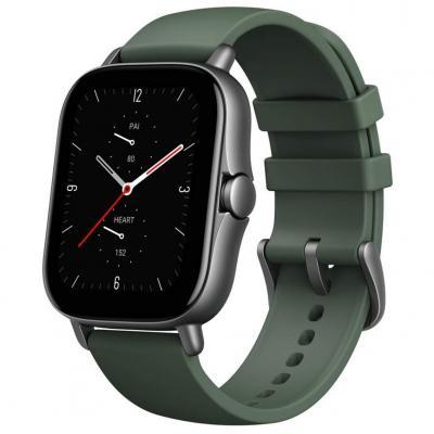 Pulsera reloj deportiva amazfit gts 2e moss grenn -  smartwatch 1.65pulgadas amoled - Imagen 1