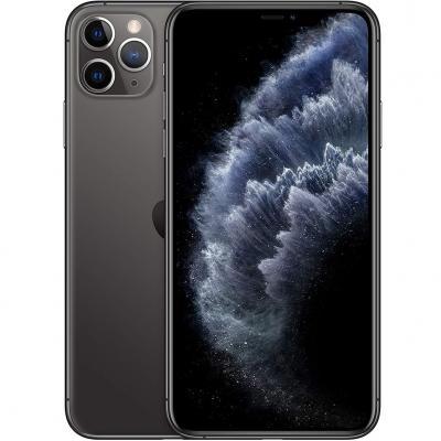 Telefono movil smartphone reware apple iphone 11 pro 64gb space grey 5.8pulgadas  - reacondicionado - refurbish - grado a+ - Ima