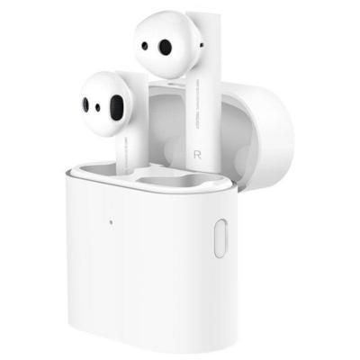 Auriculares bluetooth xiaomi mi true wireless 2s con estuche de carga - autonomia 4h - blancos - Imagen 1