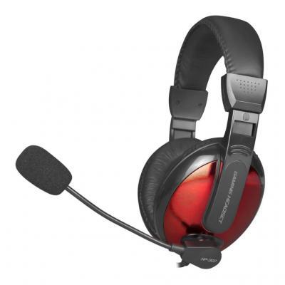 Auriculares con microfono xtrike me hp - 307 gaming  jack - Imagen 1