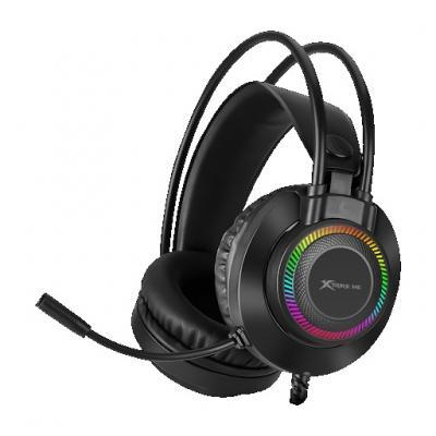 Auriculares con microfono xtrike me gh - 509 gaming rgb jack - Imagen 1