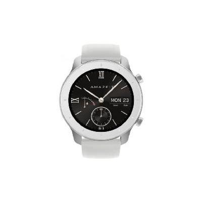 Pulsera reloj deportiva xiaomi amazfit gtr - 42mm moonlight white -  smartwatch 1.2pulgadas -  bluetooth - Imagen 1