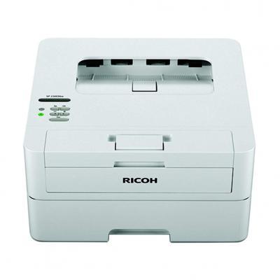 Impresora ricoh laser monocromo sp 230dnw a4 -  30ppm -  256mb -  usb -  red -  wifi -  duplex impresion - Imagen 1