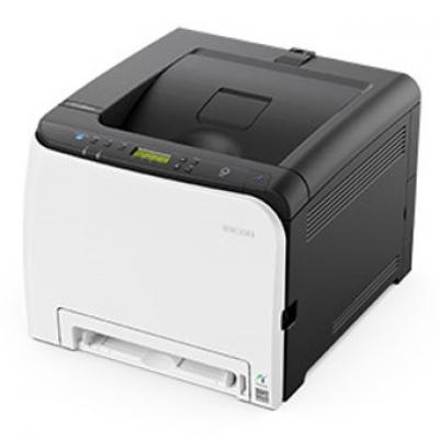 Impresora ricoh laser color spc261dnw a4 -  20ppm -  256mb -  usb -  red -  wifi -  wifi direct -  nfc -  duplex - Imagen 1
