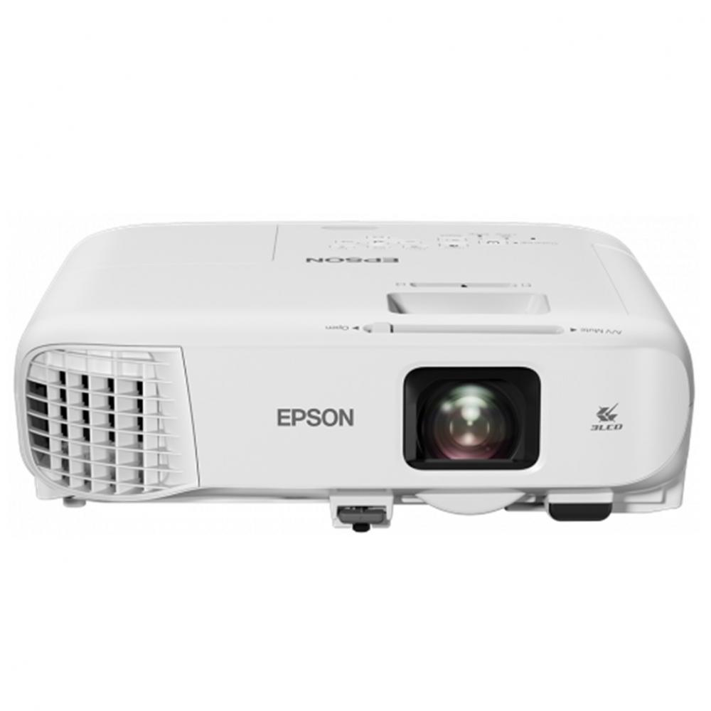 Videoproyector epson eb - x49 3lcd -  3600 lumens -  xga -  hdmi -  usb -  wifi opcional -  proyector portatil - Imagen 1