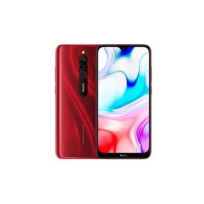 Telefono movil smartphone xiaomi redmi 8 rojo -  6.22pulgadas -  32gb rom -  3gb ram -  12+2 mpx -  8 mpx -  5000 mah -  huella