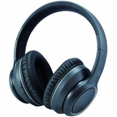 Auricular inalambrico conceptronic alvah01b + microfono bt 5.0 negro - Imagen 1
