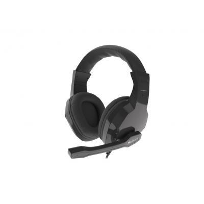Auriculares gaming genesis argon 100 negros - Imagen 1