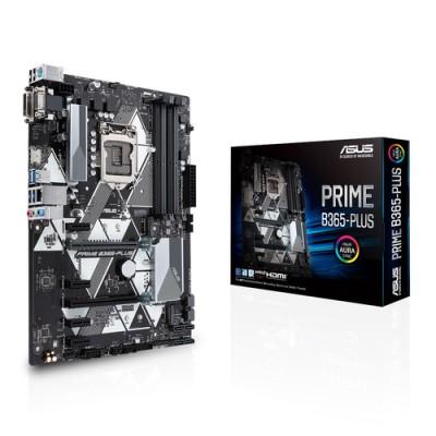 ASUS PRIME B365-PLUS placa base LGA 1151 (Zócalo H4) ATX Intel B365 - Imagen 1