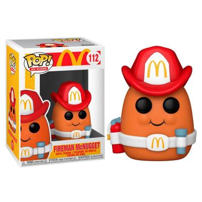 Funko pop iconos mcdonald´s bombero mcnugget 52986 - Imagen 1
