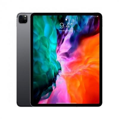 Apple ipad pro 12.9pulgadas  2020 512gb wifi space grey 12.9 - retina - chip a12z - 12mpx - comp. apple pencil 2 mxav2ty - a - I